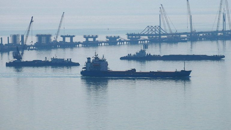 Керченский мост - фото 1
