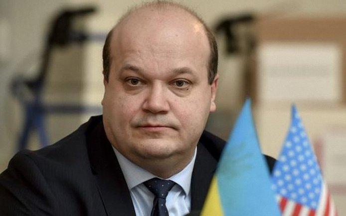 Валерий Чалый считает неверным утверждение, что США не дает Украине оружие - фото 1
