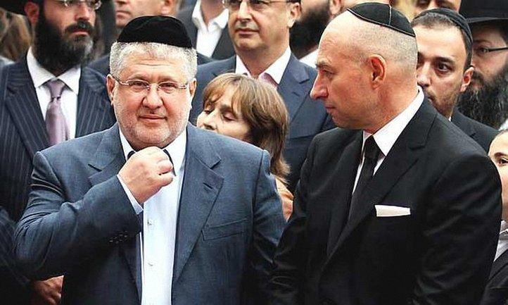 Все активы Коломойского и Боголюбова попали под арест - фото 1