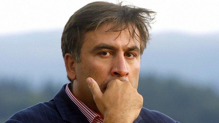 Саакашвили боится, что его отдадут Путину - фото 1