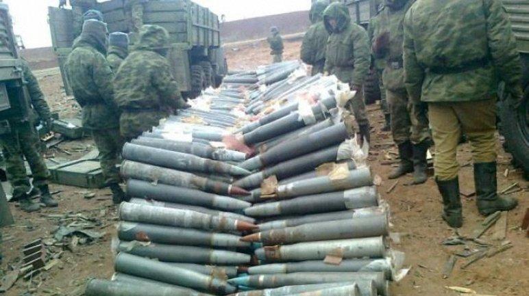 Россияне применяли на Донбассе химическое оружие - фото 1