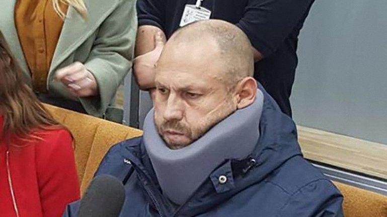 """Геннадию Дронову вызвали """"скорую"""" перед судом - фото 1"""