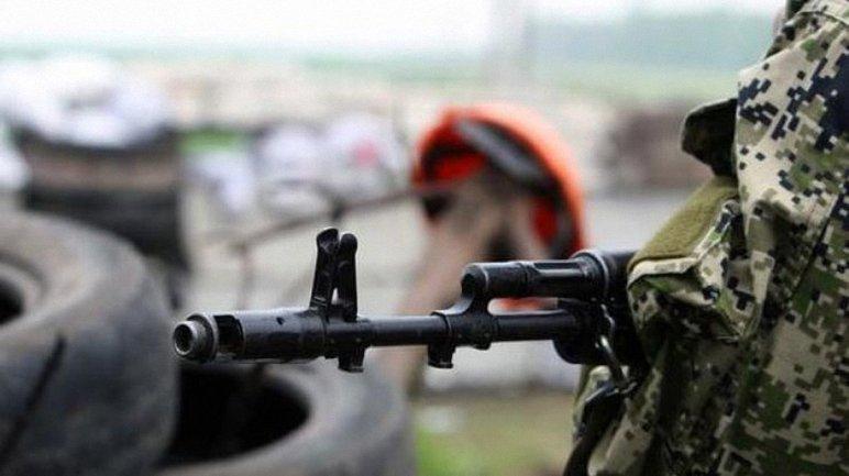 Боевики убили бойца ВСУ - фото 1