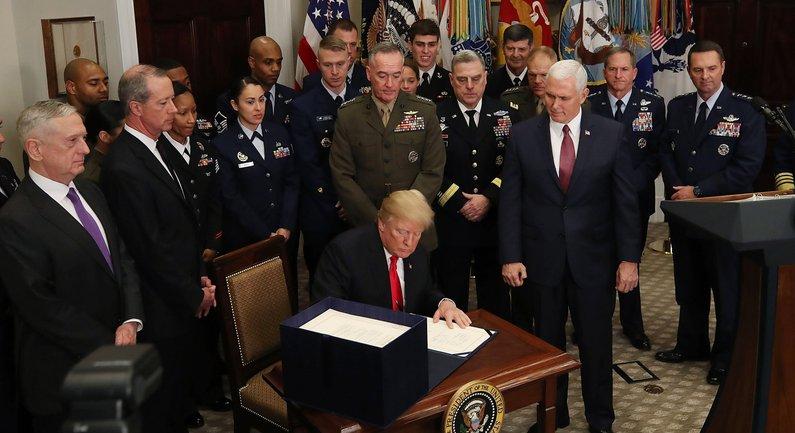 США предоставили Украине военную помощь на 2018 год - фото 1