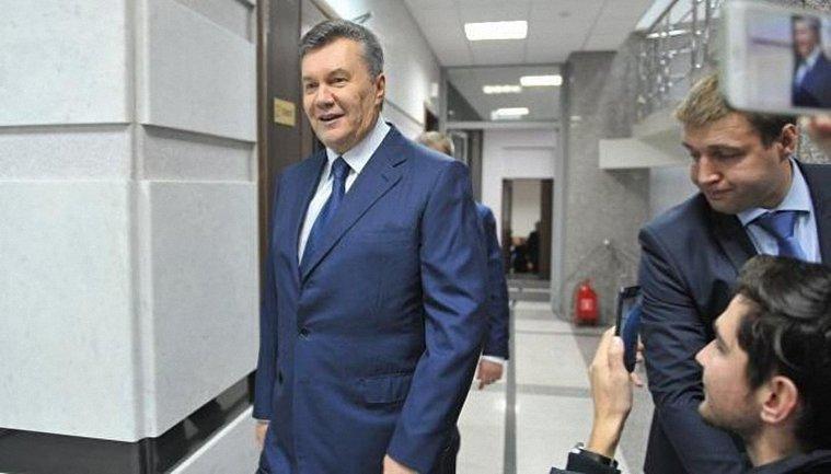 Януковича продолжат судить 10 января - фото 1