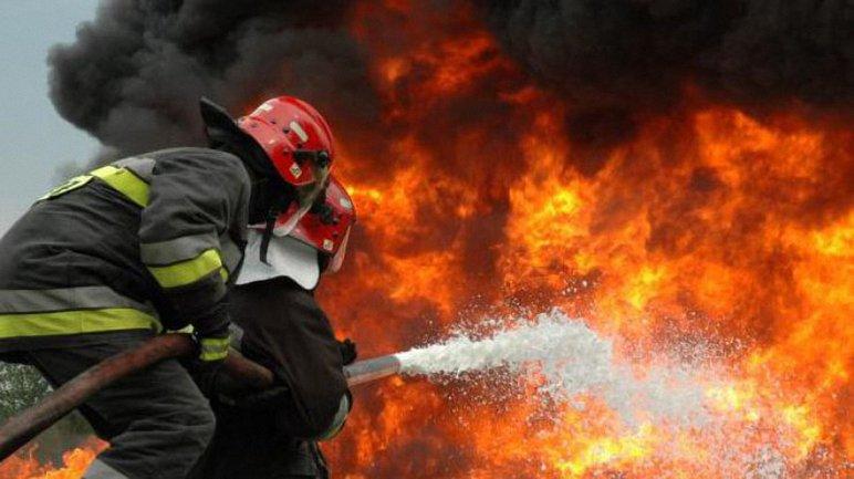 В селе под Черкассами в пожаре погибло четверо детей - фото 1