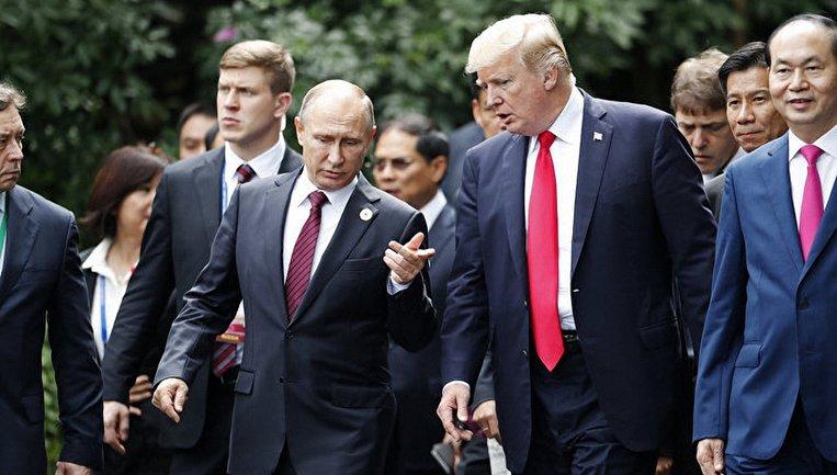 Путин не опроверг и не подтвердил вмешательство РФ в выборы в США - фото 1