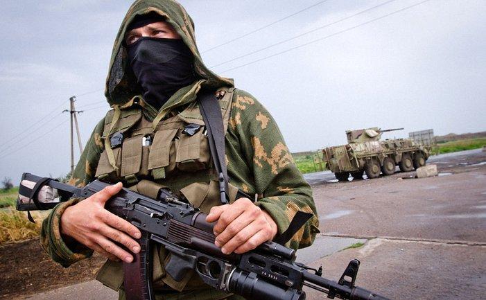 Террористы вели обстрелы почти круглые сутки - фото 1