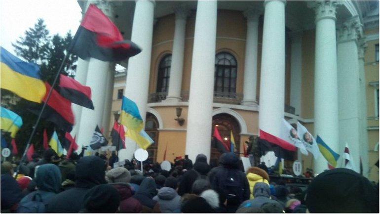 Политические трупы на марше - фото 1