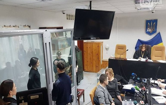 Елену Зайцеву доставили в суд 13 декабря  - фото 1