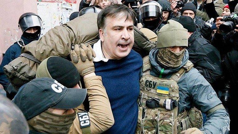 Давид Сакварелидзе призвал сторонников Саакашвили собираться под Печерский суд Киева - фото 1
