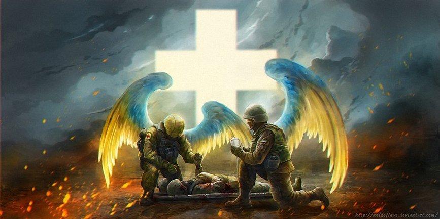 В результате обстрелов в АТО погиб 25-летний доброволец Виктор Зельманович - фото 1