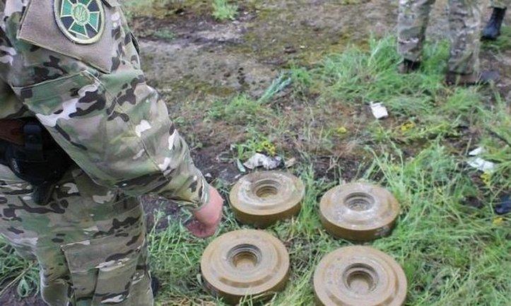 Украина заняла первое место в мире по числу погибших из-за мин - фото 1