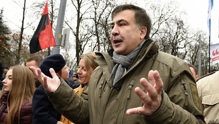 Саакашвили не хочет приходить на допрос - фото 1