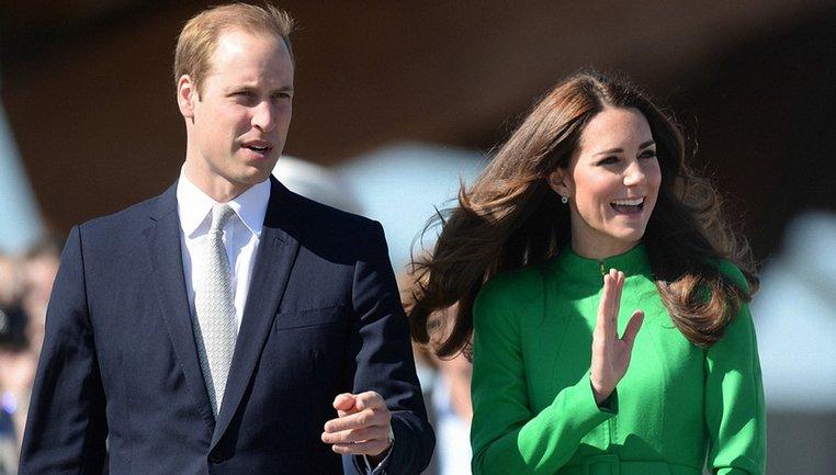 Уильям и Кейт - фото 1