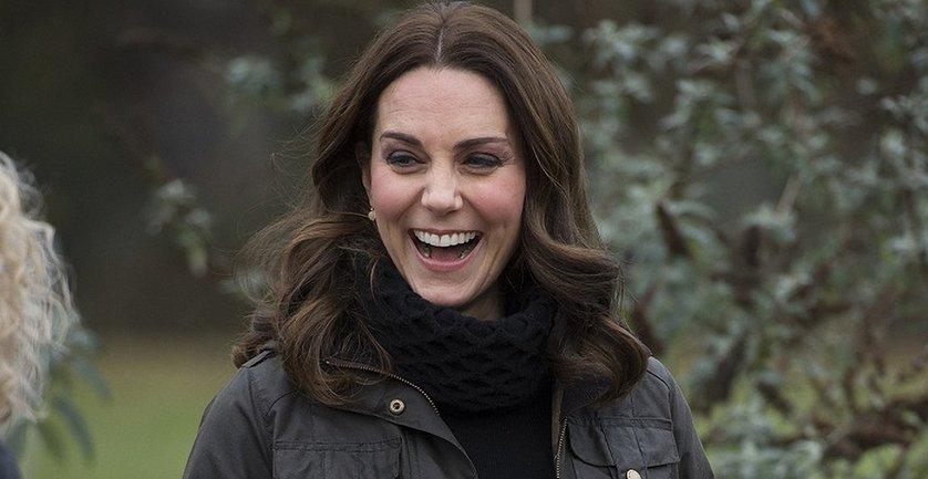 Кейт Миддлтон хочет иметь четверых детей - фото 1