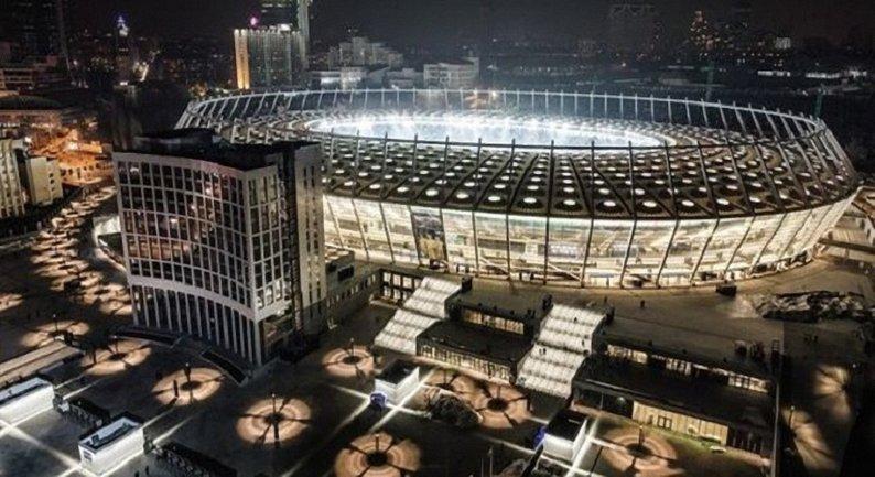 В Киеве официально представили главные атрибуты финала Лиги чемпионов УЕФА - фото 1