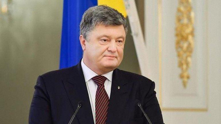 Порошенко отреагировал на ситуацию с Саакашвили - фото 1