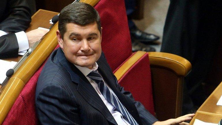САП займется Онищенко - фото 1