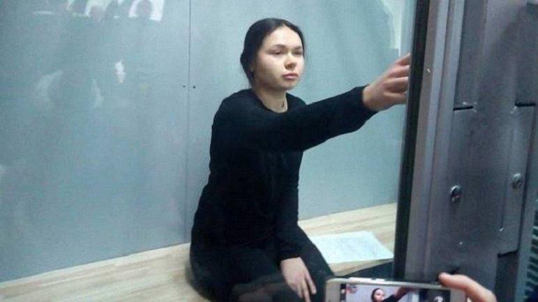 Зайевой продлили арест - фото 1