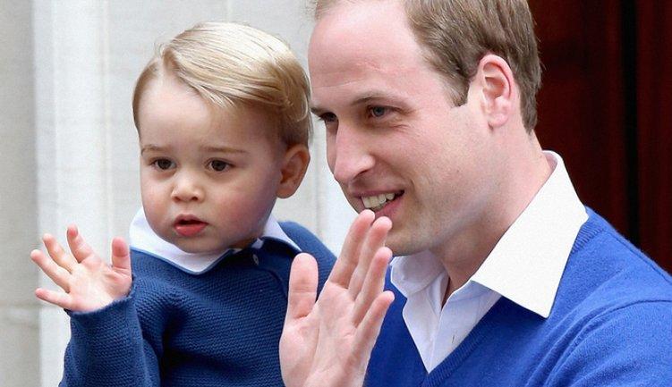 Королевская семья - фото 1