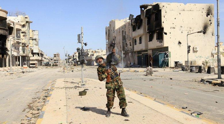 В Ливии много вооруженных группировок - фото 1