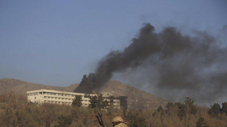 """Теракт в Кабуле совершили боевики """"Талибана"""" - фото 1"""