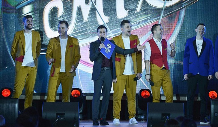 Студия 95 квартал провела в Азербайджане фестиваль Весело-2018 - фото 1