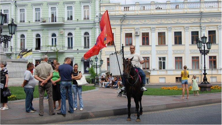 Безумный всадник Валентин Дорошенко - фото 1