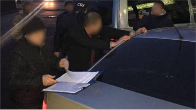 Адвоката задержали 10 января 2018  - фото 1