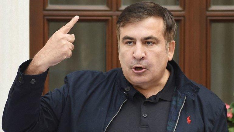 Саакашвили вывезли в Польшу - фото 1