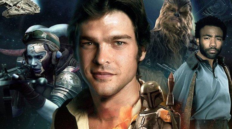 Соло: Звездные войны Истории смотреть онлайн трейлер - фото 1
