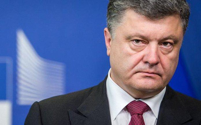 Порошенко отчитал немцев, которые хотят снять санкции с россиян - фото 1