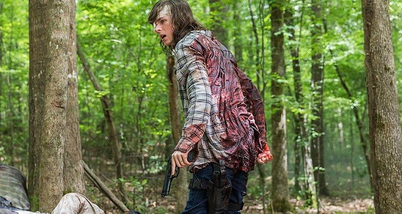 """Карл Граймс может и не умереть в 9 серии 8 сезона """"Ходячих мертвецов"""" - фото 1"""