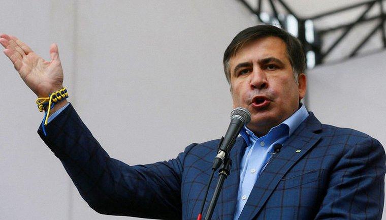 Саакашвили доставили в Польшу - фото 1
