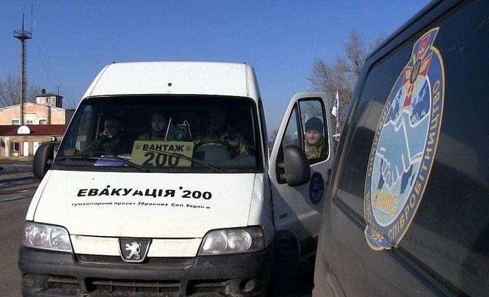 В Луганской области передали тела 2 боевиков - фото 1