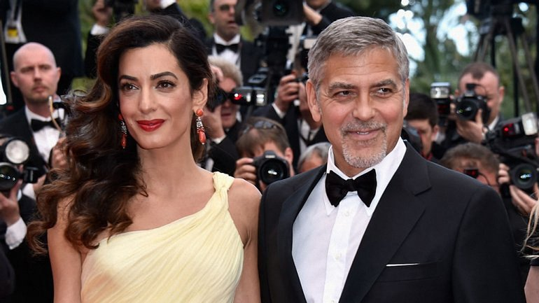 Джордж Клуни рассказал историю знакомства со своей женой Амаль - фото 1