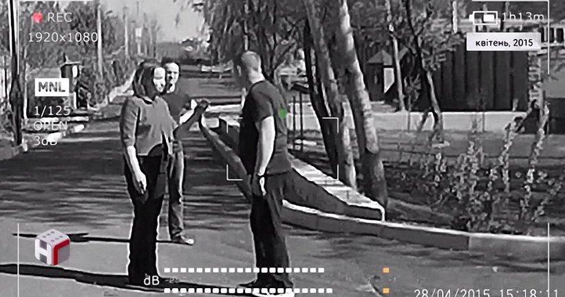"""Зять Чеботаря напал на журналистов """"Наших грошей"""" - фото 1"""