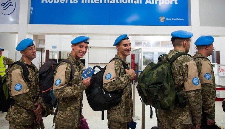 Украинские военнослужащие повели в африканском небе 60 тысяч часов - фото 1