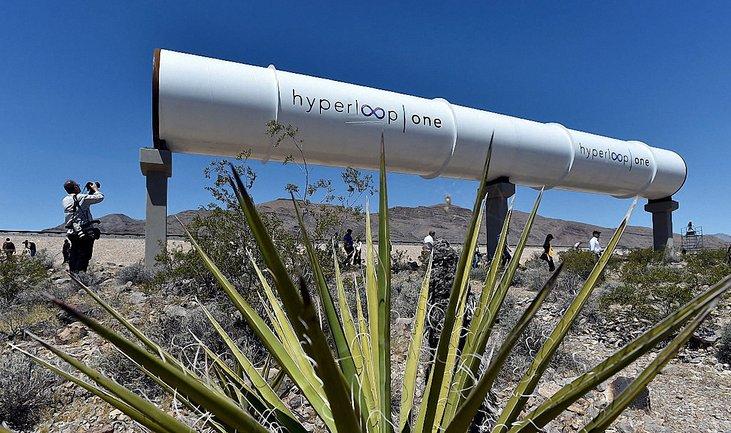 Украина, встречай Hyperloop - фото 1