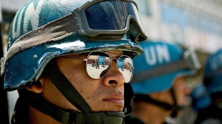 Эксперты ООН хотят разместить на Донбассе 24 тысячи миротворцев - фото 1