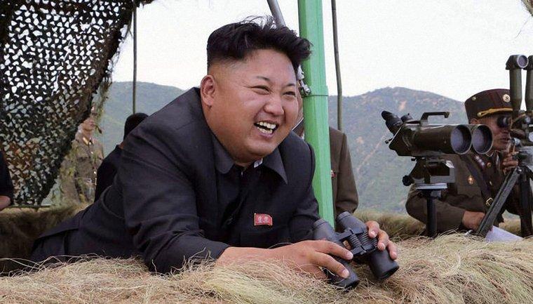 Ким Чен Ын - фото 1