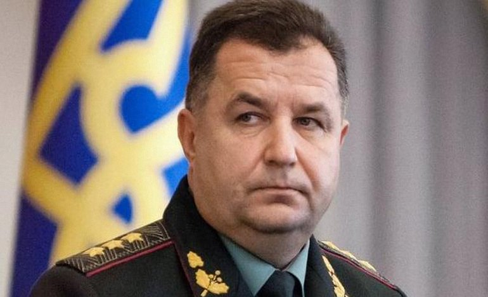 Степан Полторак не поедет в Брюссель из-за венгерского вето - фото 1