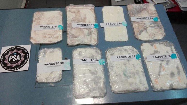 В багаже россиянина нашли кокаин - фото 1