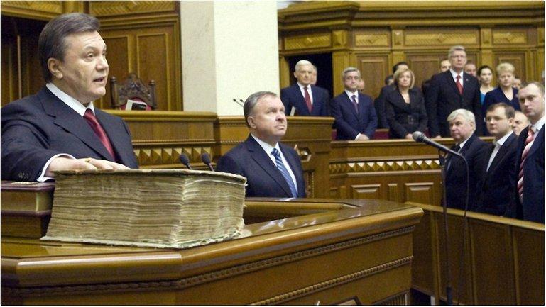 Правління Януковича - темні часи української історії - фото 1