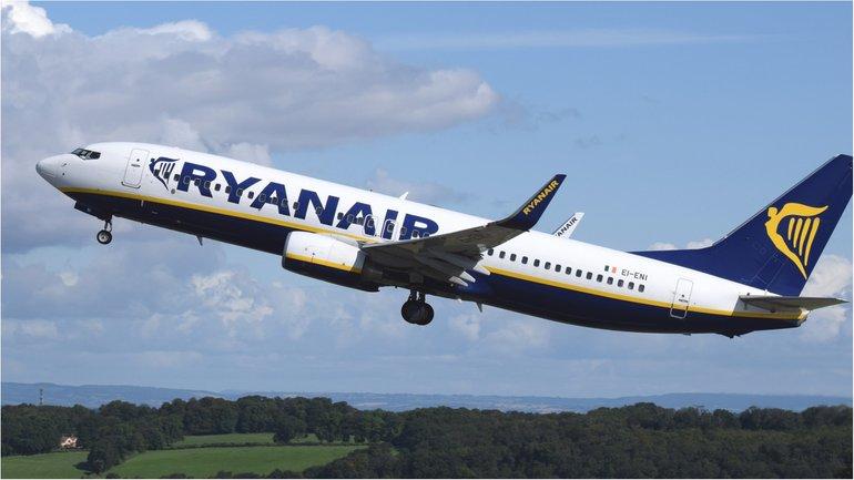 Ryanair в Украине появиться осенью 2018 года - фото 1
