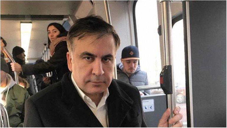 Саакашвили получил вид на жительство в Нидерландах - фото 1