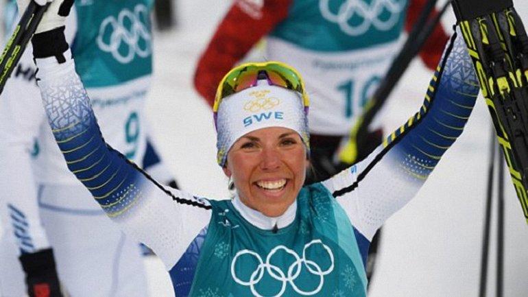 Эротические фото олимпийской лыжницы
