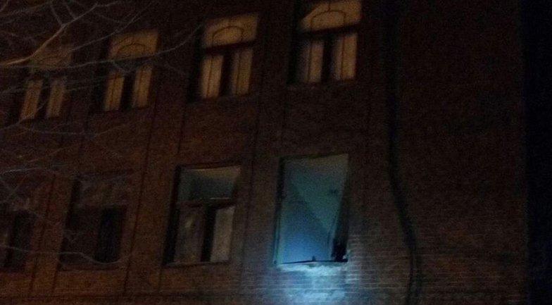 "В один из кабинетов ""минобороны"" ""ДНР"" прилетела граната - фото 1"