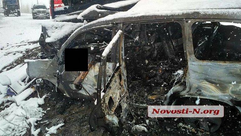 От Toyota депутата ничего не осталось - фото 1